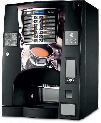 Coffee Machines Brio 3 Vending Services In Miami And Ft Lauderdale